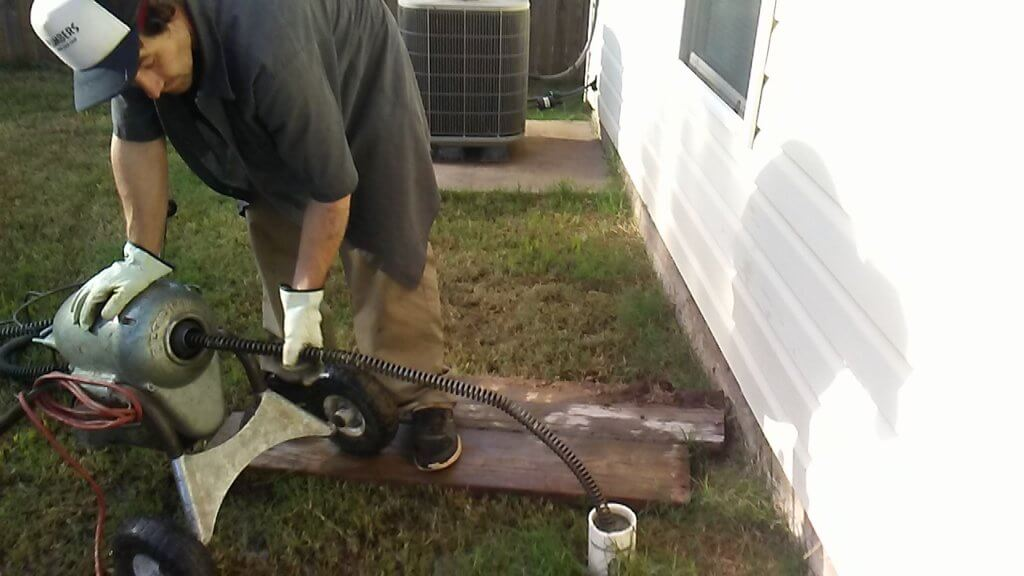 Drain Cleaning Okc
